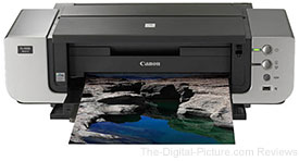 Expired: 60% Off Refurbished Canon PIXMA PRO9000 & PRO9500 Mark II Printers