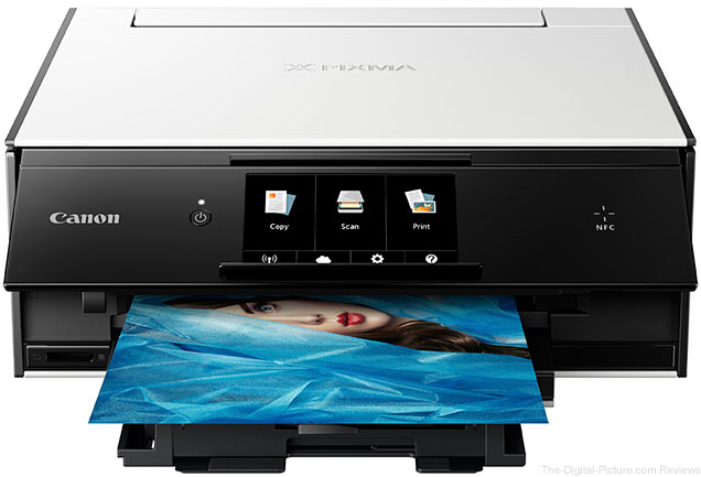 Canon U.S.A. Introduces Four Compact PIXMA Wireless Inkjet All-in-One Printers