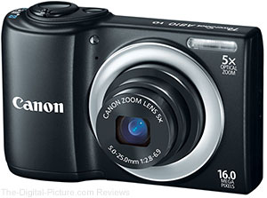 Refurbished PowerShot A810 Digital Camera