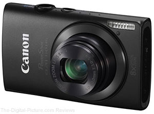 Refurbished Canon PowerShot ELPH 310 HS Digital Camera - $69.99 with Free Shipping (Compare at $204.00 New)