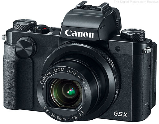 Canon Powershot G5 X Honored with Design for Asia Award