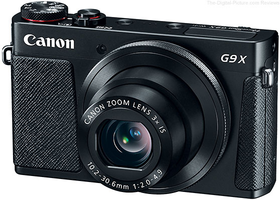 Canon Powershot G9 X Receives Red Dot Design Award