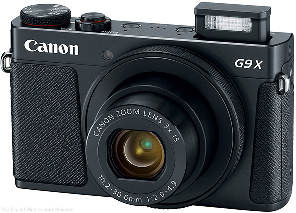 Canon PowerShot G9 X Mark II Available for Preorder