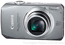 PowerShot SD4500 IS Digital Camera