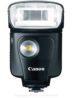 Refurbished Canon Speedlite 320EX Flash - $139.99 Shipped (Compare at $199.00 New)