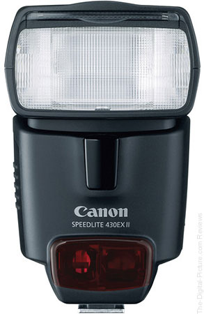 Canon Speedlite 430EX II Flash - $234.99 (Compare at $259.00)