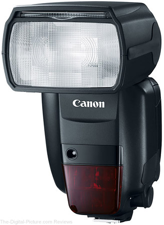 Canon Speedlite 600EX II-RT In Stock at B&H