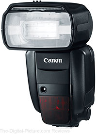 Canon Speedlite 600EX-RT Flash - $449.00 at Amazon (Reg. $499.00 AR)