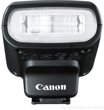 Canon Speedlite 90EX Flash - $59.49 with Free Shipping