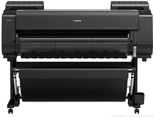 Canon Expands imagePROGRAF PRO Series With 4 New Models For The Fine Art, Photographic and Production Signage Markets