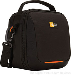 Case Logic SLMC-202 Compact Systems Camera Medium Kit Bag - $5.99 (Compare at $17.50)