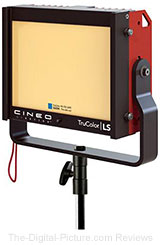 Cineo TruColor LS Luminaire Kit (5600K) -  $1,695.00 Shipped (Reg. $1,995.00)