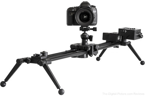 Cinetics Axis360 Pro Motorized Motion Control System and Slider - $699.95 with Free Shipping (Reg. $899.95)