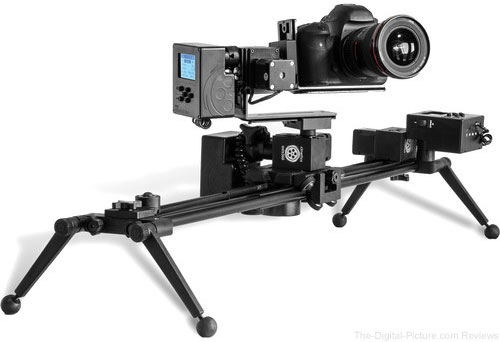 Cinetics Axis360 Pro Motorized Sliders on Sale at B&H