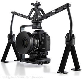 Comodo Announces Release of Orbit Handheld Stabilization Rig