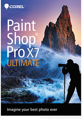 Corel Announces PaintShop Pro X7