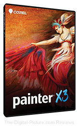New Corel Painter X3 Inspires Artists to Push the Boundaries of Digital Art