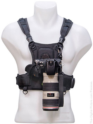 Cotton Carrier Camera Vest - $119.20 Shipped (Reg. $149.00)