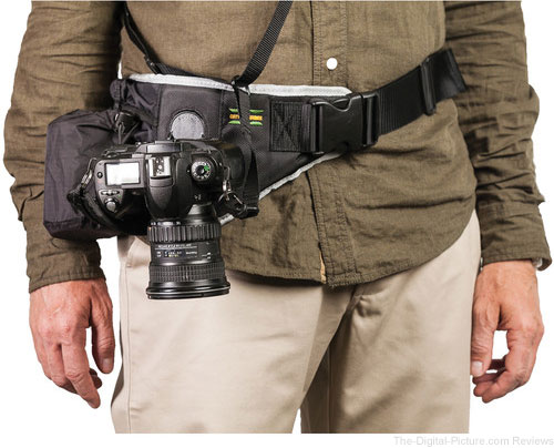 Cotton Carrier Endeavor Belt System for DSLR & Compact Cameras - $39.00 Shipped (Reg. $89.00)