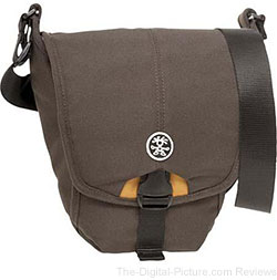 Crumpler 3 Million Dollar Home Shoulder Bag - $37.00 (Reg. $52.00)