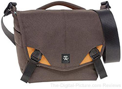 Crumpler 5 Million Dollar Home Shoulder Bag (Brown) - $49.95 (Reg. $100.00)