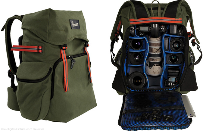 Crumpler Karachi Outpost Camera Backpack (Large) - $149.00 Shipped (Reg. $195.00)