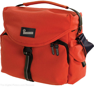 Crumpler Kashgar Outpost Camera Bag - Large (Brick)