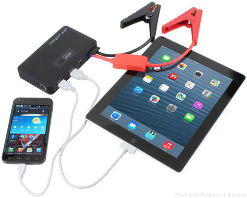 Digital Treasures ChargeIT! JumP Power Pack - $39.99 Shipped (Reg. $99.99)