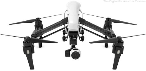 DJI Inspire 1 v2.0 Quadcopter with 4K Camera and 3-Axis Gimbal - $1,799.00 Shipped (Reg. $1,999.00)