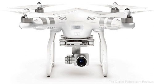 DJI Phantom 3 Advanced & Standard UAVs Get $200.00 Price Cut