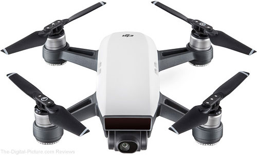 DJI Will Soon Ground Spark Drones with Outdated Firmware