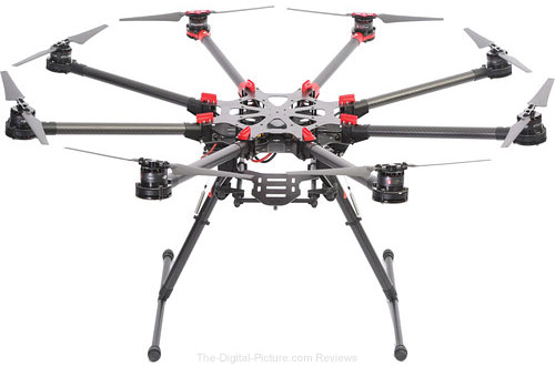 DJI Spreading Wings S1000 Professional Octocopter