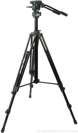 Davis & Sanford ProVista Airlift Tripod with FM18 Fluid Head - $99.95 Shipped (Reg. $179.95)