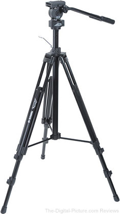 Davis & Sanford ProVista Tripod with FM18 Fluid Head - $99.95 Shipped (Reg. $164.95)