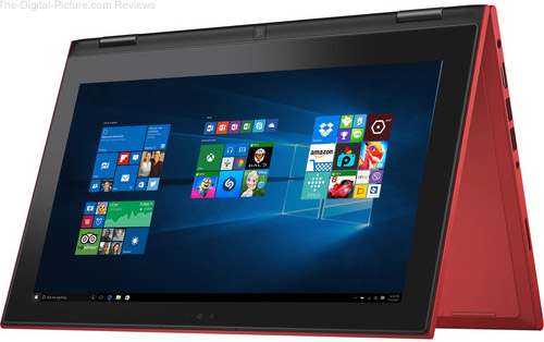"Dell 11.6"" Inspiron 11 3000 Multi-Touch 2-in-1 Notebook - $329.95 Shipped (Reg. $449.95)"