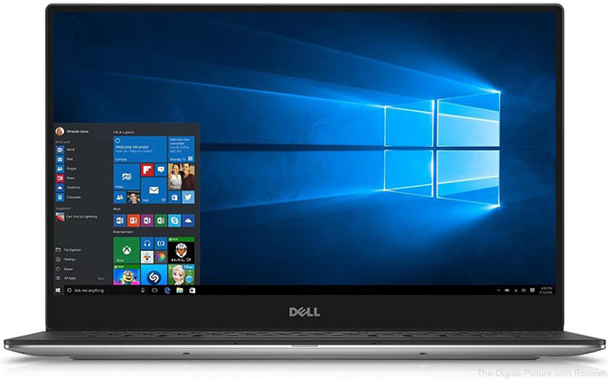 "Dell XPS 13.3"" Full HD Anti-Glare InfinityEdge Touch Notebook Intel Core i5-7200 - $819.99 Shipped (Reg. $1,099.00)"