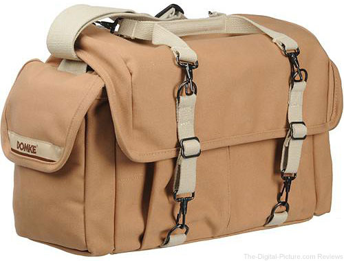 Domke F-7 Double AF Canvas Shoulder Bag - $159.99 Shipped (Reg. $224.99)