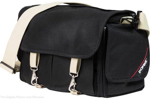 Domke Next Generation Chronicle Camera Bag (Black Ruggedwear) - $129.95 Shipped (Reg. $269.95)