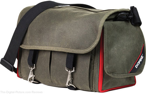 Domke Next Generation Chronicle Camera Bag (Military Ruggedwear) - $139.95 Shipped (Reg. $279.95)