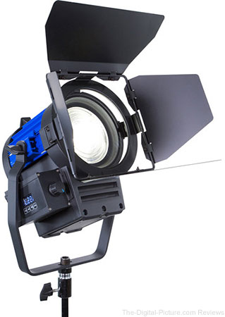 "Dracast Fresnel500 4"" Daylight LED - $689.13 (Reg. $958.13)"