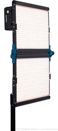Dracast LED1000 Silver Series Foldable Bi-Color LED Light - $495.00 Shipped (Compare at $805.00)