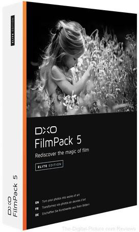 DxO FilmPack 5 Now Available