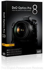 DxO Optics Pro Software