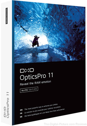 DxO OpticsPro 11 Elite Edition (DVD) - $149.00 Shipped (Reg. $199.00)
