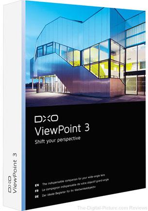 DxO Announces ViewPoint 3