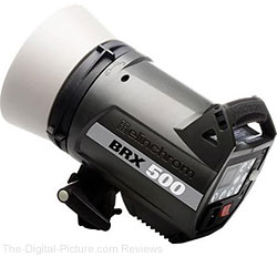 Up to $100.00 Rebate on Elinchrom 250/500 BRX Monolights and Kits