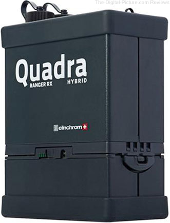Elinchrom Ranger Quadra Hybrid with Lead Acid Battery - $799.00 Shipped (Compare at $1,389.99)