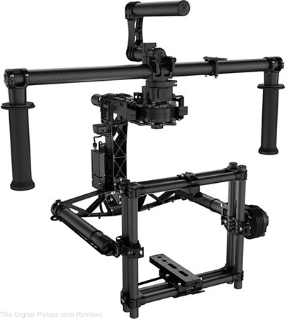 FREEFLY MOVI M15 3-Axis Motorized Gimbal Stabilizer - $4,995.00 (Reg. $8,995.00)