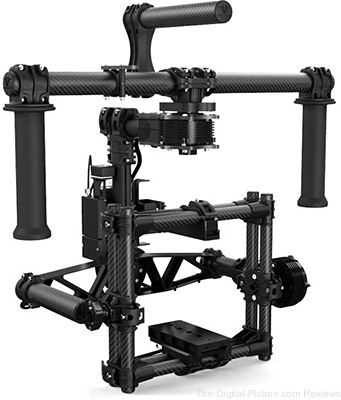 Still Live: FREEFLY MOVI M5 3-Axis Motorized Gimbal Stabilizer - $1,995.00 Shipped (Reg. $2,695.00)
