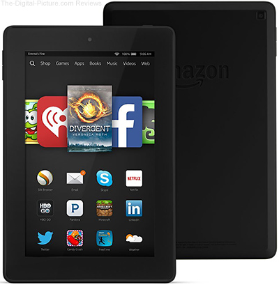 Fire HD 7 Android Tablet